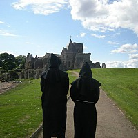 Black Canon's of Inchcolm Guided Tour