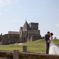 Inchcolm Wedding Maid of the Forth