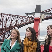 Forth Bridge Folk Cruise